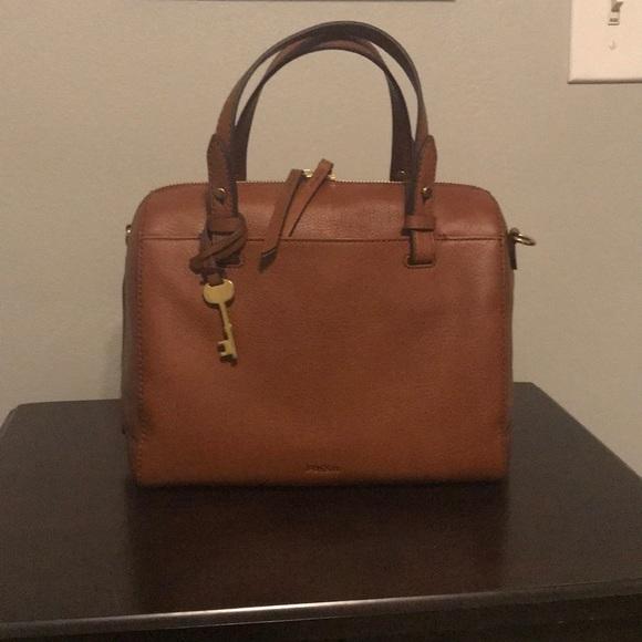 Fossil Handbags - Fossil Rachel Satchel 2a8aa1bae5257